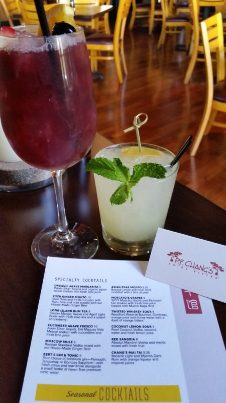 PFC Red Sangria & Moscow Mule