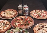 Pie Five Pizza with Four Peaks Beer