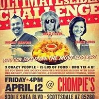 Chompie's Ultimate Slider Challenge