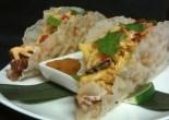 Sapporo Pad Thai Tacos