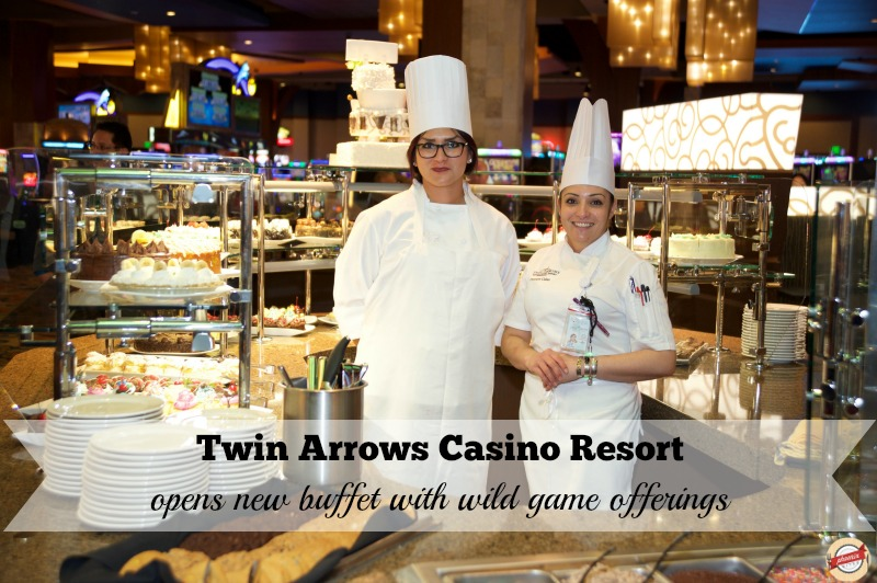 Twin Arrows Casino Resort introduces new buffet offering wild game