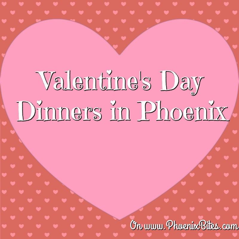 Valentine's Day Dinners in Phoenix