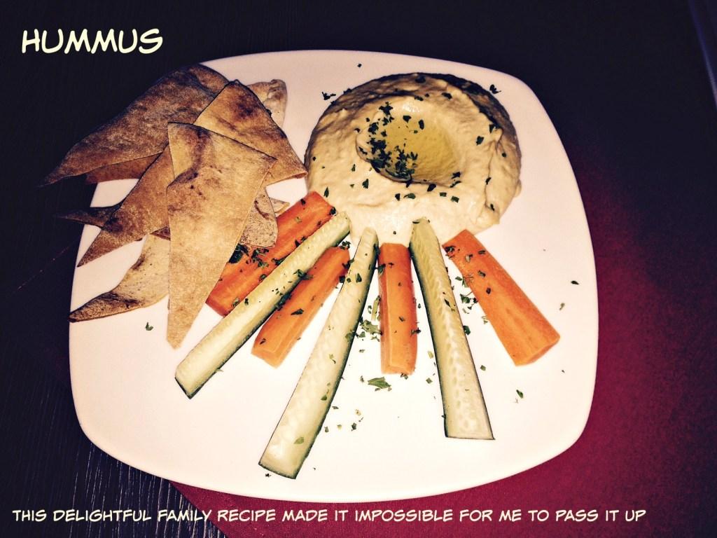 Wild Game Grill Hummus