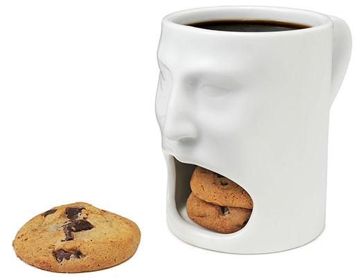 Uncommon Goods Face Mug