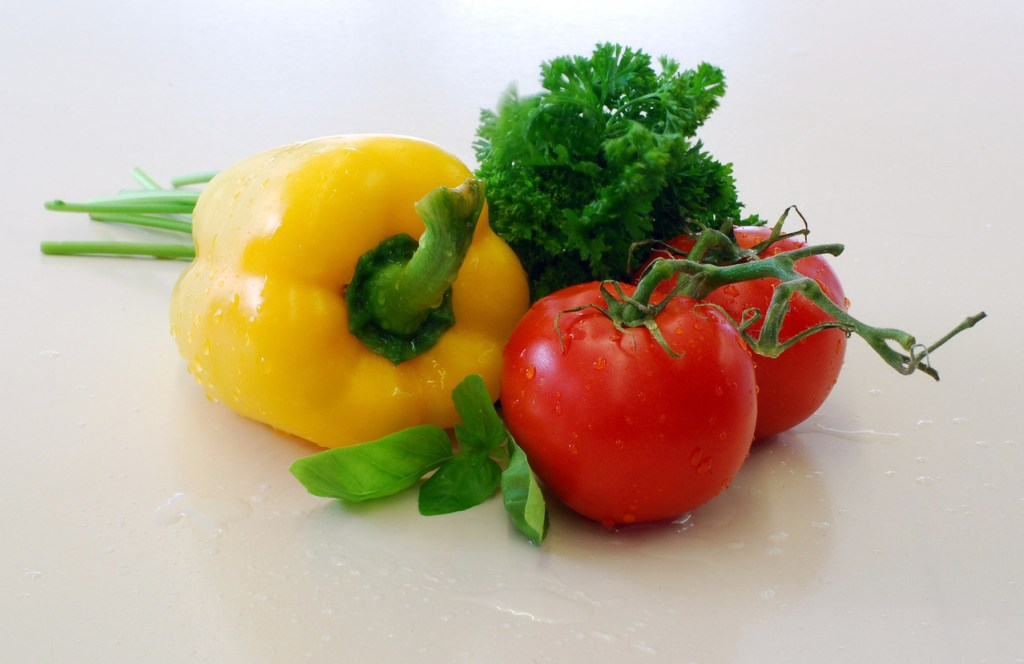 Changes_Healthy Food