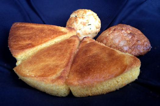 Sunday Gospel Brunch's Fresh Assorted Bread Basket