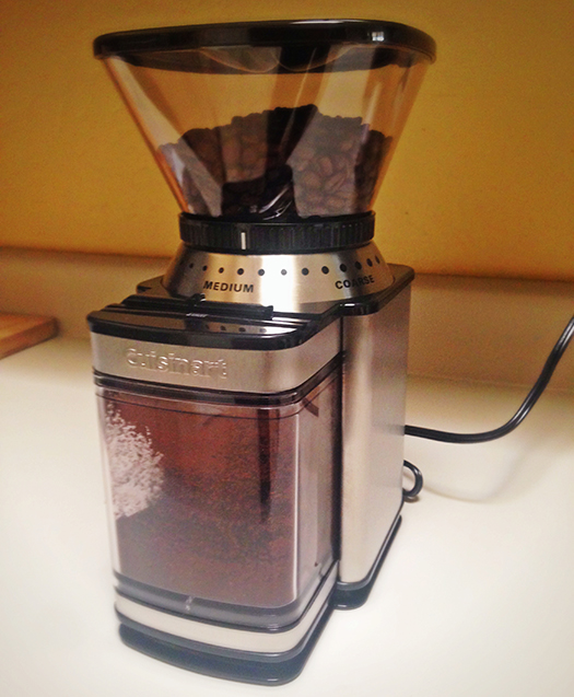 Cuisinart's Supreme Grind Automatic Burr Mill