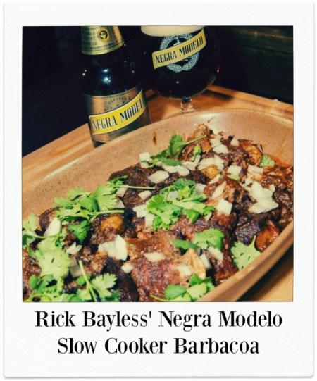 Negra Modelo Chef Rick Bayless Slow Cooker Barbacoa