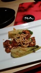 RA's Chili Garlic Shrimp