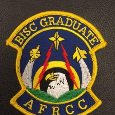 BISC Graduate Patch