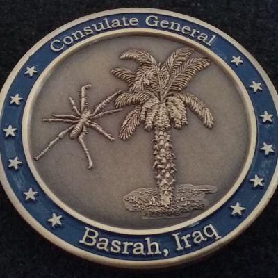US Embassy Basrah Iraq Consulate General
