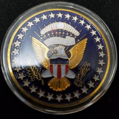 US Marine Corps HMX-1 Communications unit challenge coin