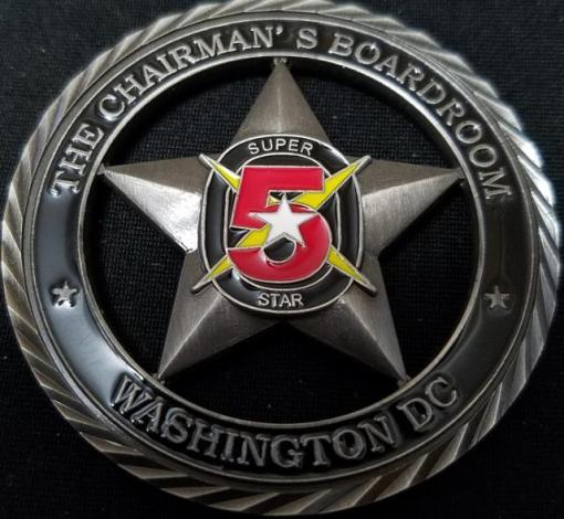 Brooks Army Medical Center Chairman's Boardroom coin Custom Challenge Coin by Phoenix Challenge Coins
