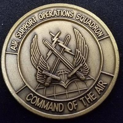 JSOC Tier 1 CIA ISA Sea Spray Aviation Tactics and Evaluation Group AVTEG Commanders Challenge Coin V2
