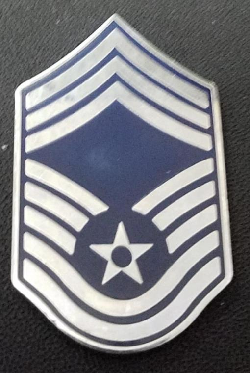 451 Air Expeditionary Wing Command Chief USAF Custom unit coin by Phoenix Challenge Coins