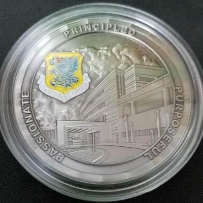 USAF 81st Medical Group Challenge Coin