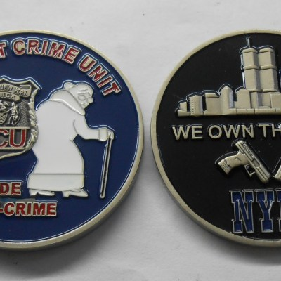 NYPD Street Crimes unit