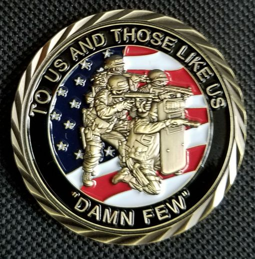 CALIFORNIA DEPARTMENT OF CORRECTIONS AND REHABILITATION Crisis Response Team 19 Coin back