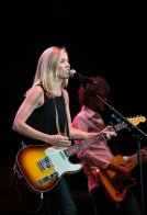 Sheryl Crow performs live in concert at the Arizona State Fair on October 22, 2015.
