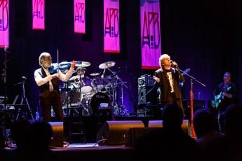 Anderson Ponty Band performs at Talking Stick Resort in Scottsdale, AZ on November 21, 2015.