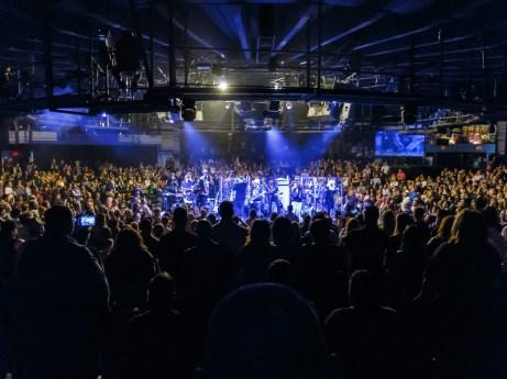 Celebrity Theatre Crowd