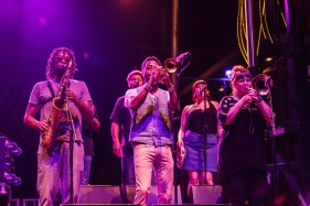 Horns & Backup Singers