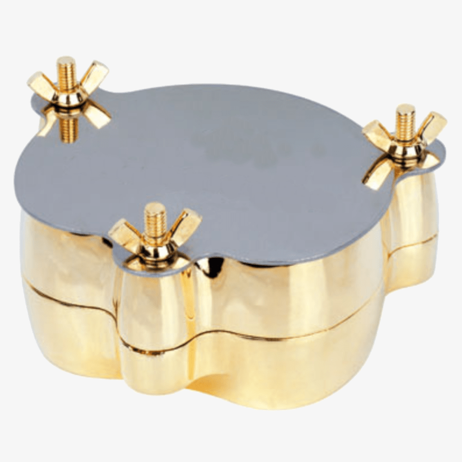 Brass Alloy Denture Flask