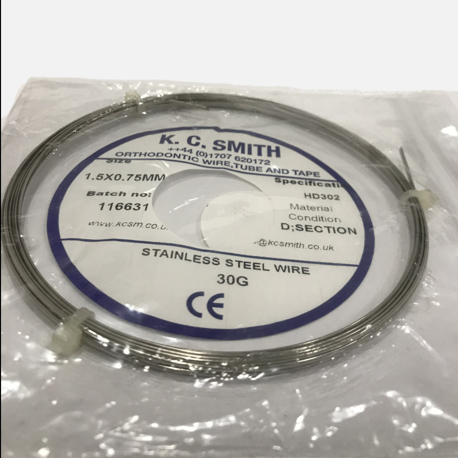KC Smith Half Round Wire