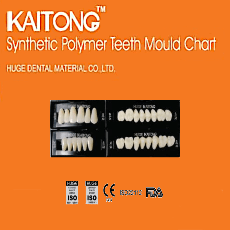 KAITONG™ Acrylic Teeth