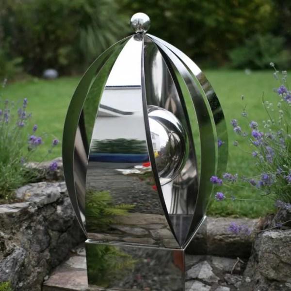 Memorial Garden Sculptures: Petal Companion