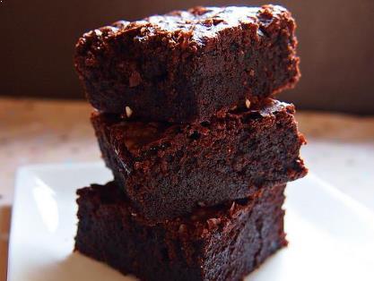 Resepi Brownies Moist Coklat