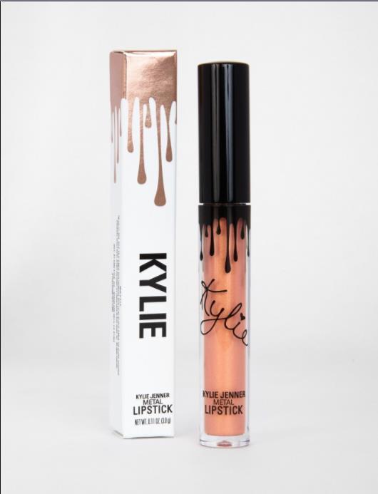 Metallic Lipstik In Heir