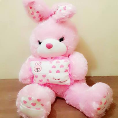 Boneka Kelinci Lucu