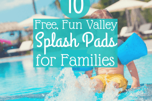 Looking for free splash pads you can bring the whole family to? These summer splash pads are free and fun!