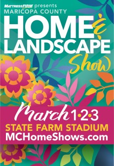 Poster for Maricopa County Home Show