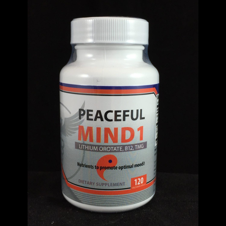 Peaceful Mind 1