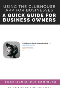 Clubhouse app for businesses