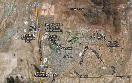 Anthem Open Houses in Phoenix AZ 85086