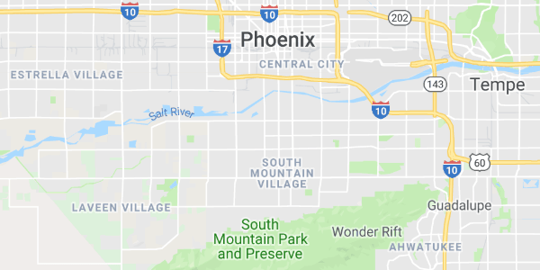 Here's Laveen in Phoenix, Arizona