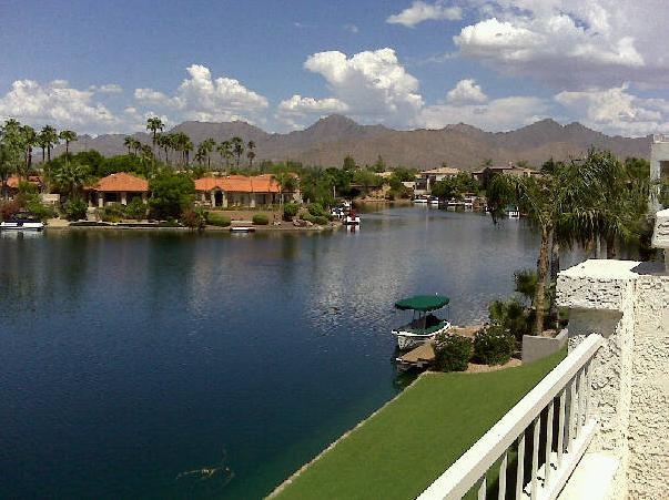 Scottsdale Ranch Waterfront properties