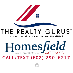 The Realty Gurus Homesfield Agents of Phoenix AZ REALTORS