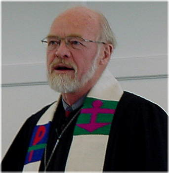 Eugene Peterson Has Died 1