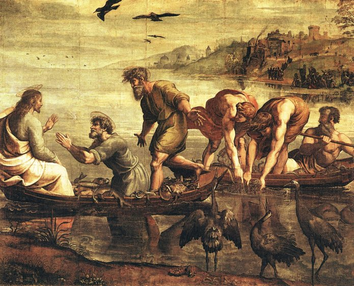 Jean's Gospel: Caught by Christ 3