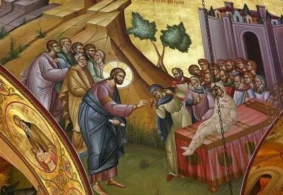 Jean's Gospel: Raising the Widow's Son 1