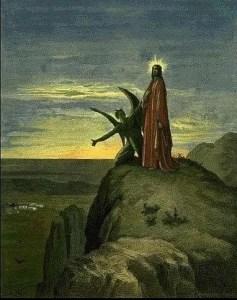 Jean's Gospel: Temptation 1