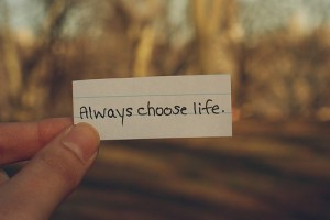 Kevin's Conversations: Choosing Life? 1
