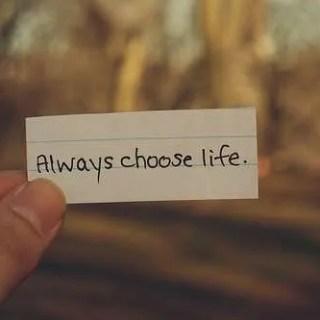 Kevin's Conversations: Choosing Life? 3