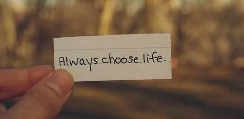 Kevin's Conversations: Choosing Life? 2