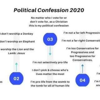 Political Confession 2020 19