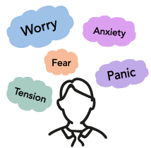Don't Be Anxious...Really? 5